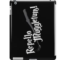 Repello Muggletum - 2 iPad Case/Skin
