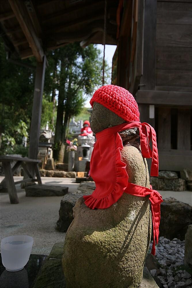 Temple 30 - Zenrakuji (善楽寺) - Kōchi by Trishy