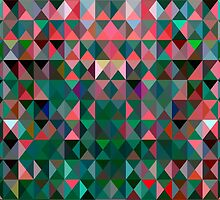 Triangulation 5 by BLIXICON