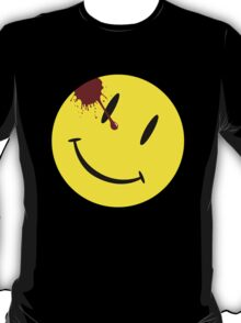 Watchmen Smiley Face T-Shirt