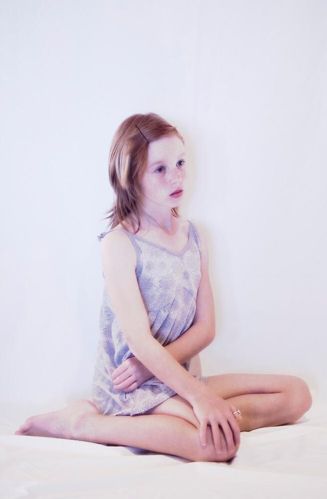 Pensive by Sarah Moore