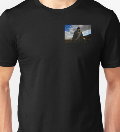 Jesus Into The Desert Unisex T-Shirt