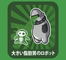 Big Fat Robot has a victim