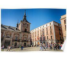 Madrid City Hall Poster