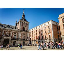 Madrid City Hall Photographic Print
