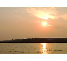 Sweet Sunset Photographic Print