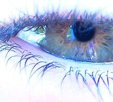 Patterns of the eye by Ana Bradasevic