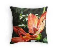 bees heaven Throw Pillow