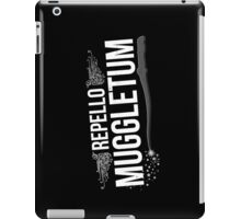 Repello Muggletum iPad Case/Skin