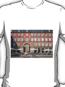 Plaza Mayor of Madrid T-Shirt