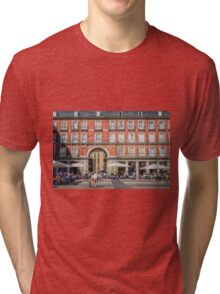 Plaza Mayor of Madrid Tri-blend T-Shirt