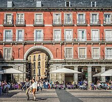 Plaza Mayor of Madrid by JJFarquitectos