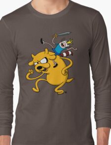 Wild Things! Long Sleeve T-Shirt