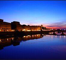 blue night by jerry  alcantara