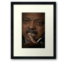 Celebs Crying  Framed Print