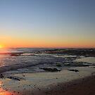 Mona Vale Beach Sunrise (d) by Jane Wilkinson-Franssen