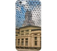 Madrid city hall iPhone Case/Skin