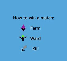 How to win a match - League of Legends by GhostMind