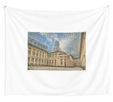 Madrid city hall Wall Tapestry