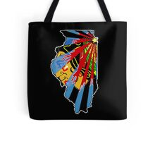 Illinois Blackhawks Tote Bag