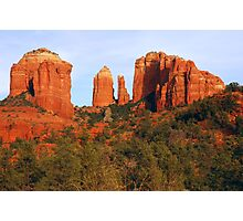 Cathedral Rock, Sedona, Arizona Photographic Print