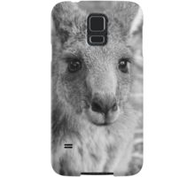 Those Eyes - Halls Gap (BW) Samsung Galaxy Case/Skin