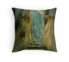 The Cupboard of Remarkable Dreams Throw Pillow