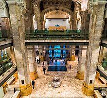 Madrid City Hall by JJFarquitectos