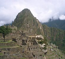 Machu Picchu, Peru. by Dylan O