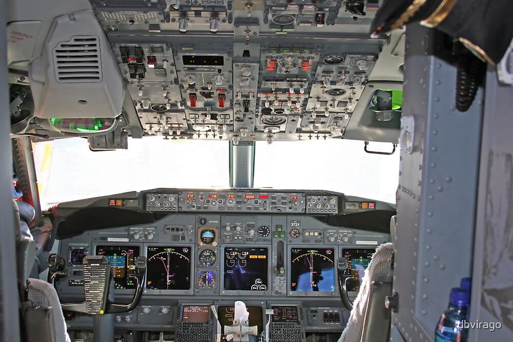Cockpit by dbvirago