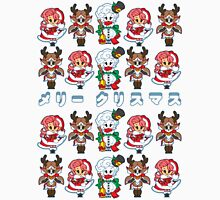 A Very Chibi Christmas V2 Unisex T-Shirt