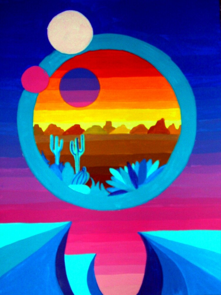 Far Away 5 by Jamie Winter-Schira