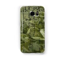 Variations on the Word Love  Samsung Galaxy Case/Skin
