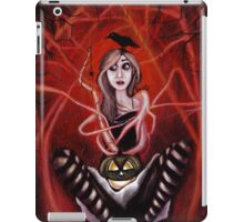 All I want is Halloween iPad Case/Skin