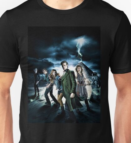 Doctor Who Cast - Season 6 Unisex T-Shirt