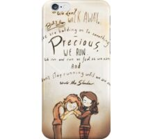 From Under the Shadow - [A Scribble] iPhone Case/Skin