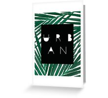 Art Print - Urban -Photo and Quote- Typography Greeting Card