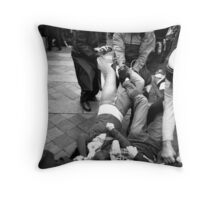 D.C. Protest II Throw Pillow