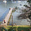 Scottland Island, Sydney by Jane Wilkinson-Franssen