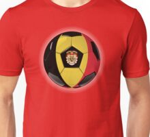 Belgium - Belgian Flag - Football or Soccer Unisex T-Shirt
