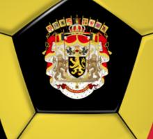 Belgium - Belgian Flag - Football or Soccer Sticker