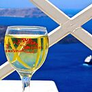 Santorini Tasting by Barbara  Brown