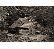 Noah Ogle's Barn Photographic Print