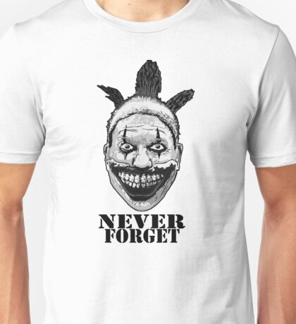 NEVER FORGET TWISTY Unisex T-Shirt