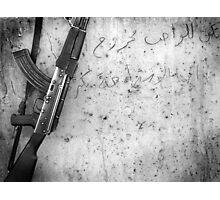 Kalashnikov  Photographic Print
