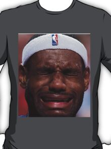 Celebs Crying T-Shirt