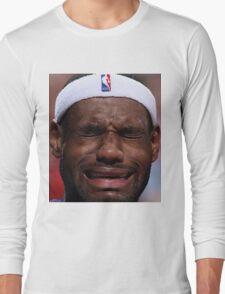 Celebs Crying Long Sleeve T-Shirt