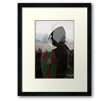 The Battle Framed Print
