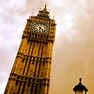 Big Ben on acid by NinaB
