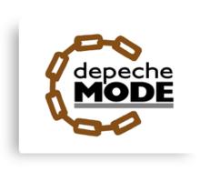Depeche Mode : Master And Servant 3 Canvas Print